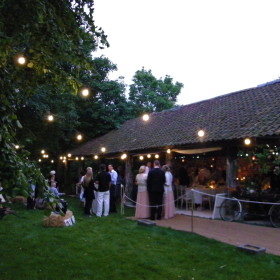 Weddings at Duchy Court