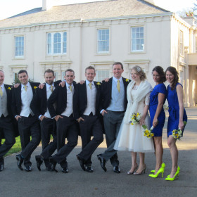 Weddings at River Hall